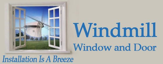 Windmill Windows & Door